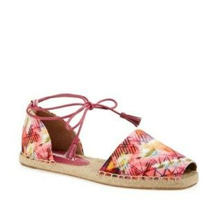 New Cynthia Vincent Farie Espadrille Flats